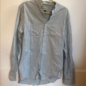 J. Crew Men's Slim Fit Button Down Size M